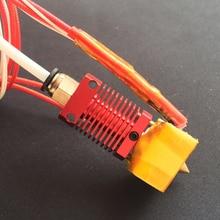 MK10 Full Metal Extruder Set for Hotend MK10 CR10S 3D PRINTER Extruder Hot End Kit Filament 1.75MM 0.4mm Nozzel 3D Printer Parts все цены