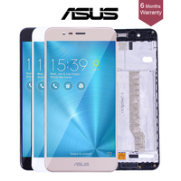 Warranty Tested 5 2 1920x1080 Display For Asus Zenfone 3 Max ZC520TL LCD Touch Screen Digitizer