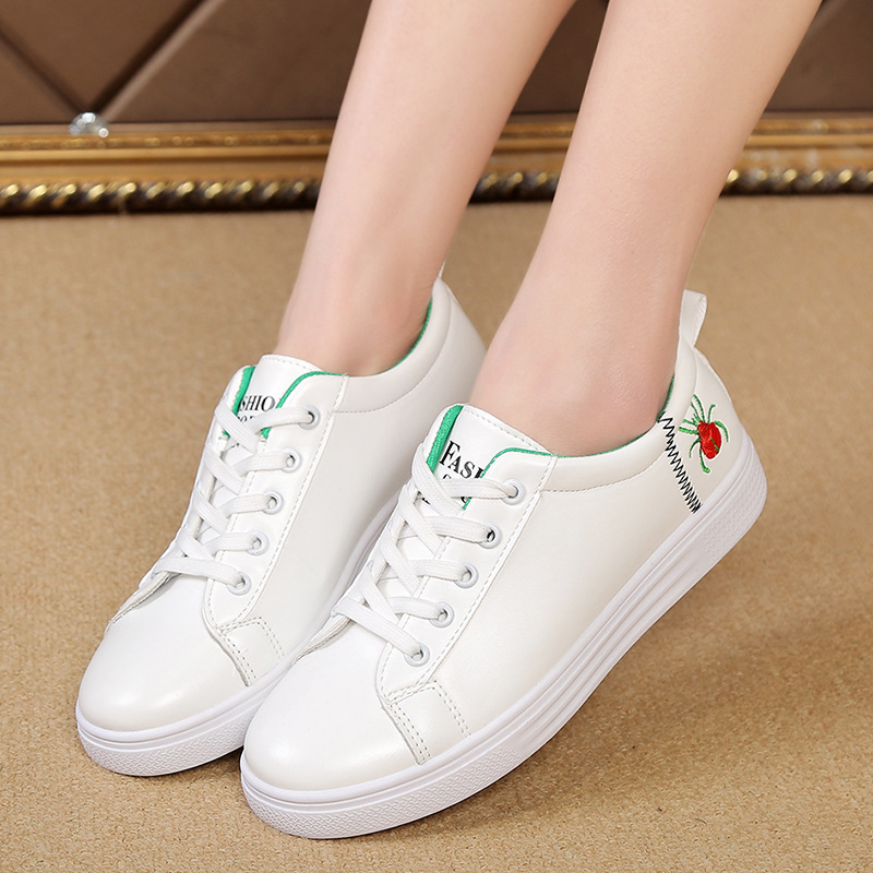 Spring New Sneakers Skool Skateboarding Shoes Balanced White Soft Bottom Sports Shoe Woman Movement Shoes Zapatos