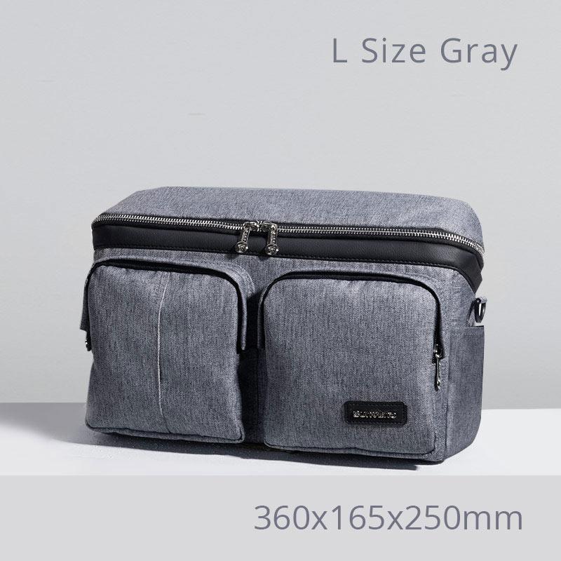 gray L size