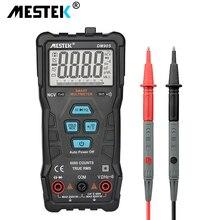 MESTEK DM90S High-speed full intelligent multimeter NCV True RMS digital automatic anti-burning portable universal