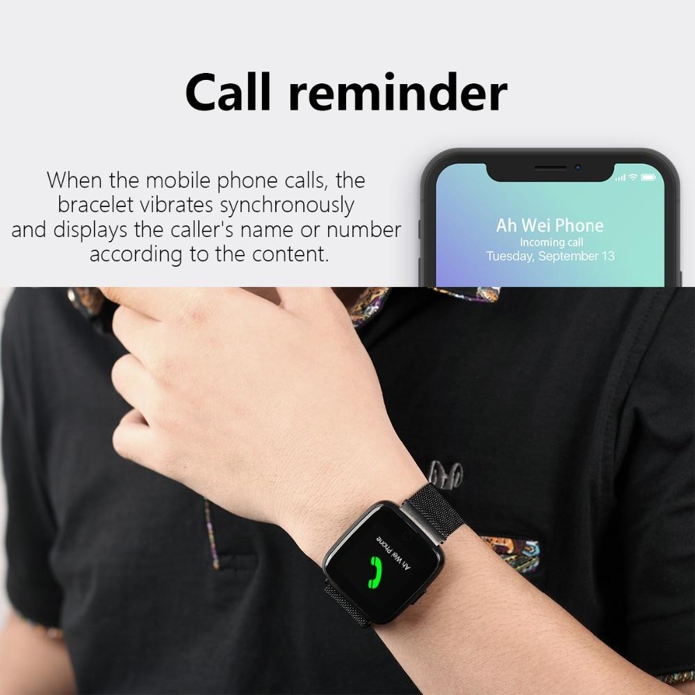 Huawise Y7 smartwatch 8