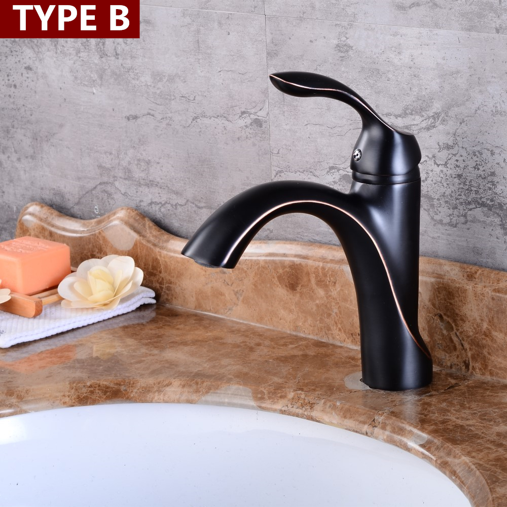 1Best Bathroom Basin Sink Faucet Single Handle Kitchen Tap hot and cold water Basin Faucet Kitchen Faucet Torneiras1
