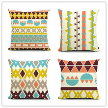 Newest Home Decorative Sofa Bed Cushion Throw Pillow 18