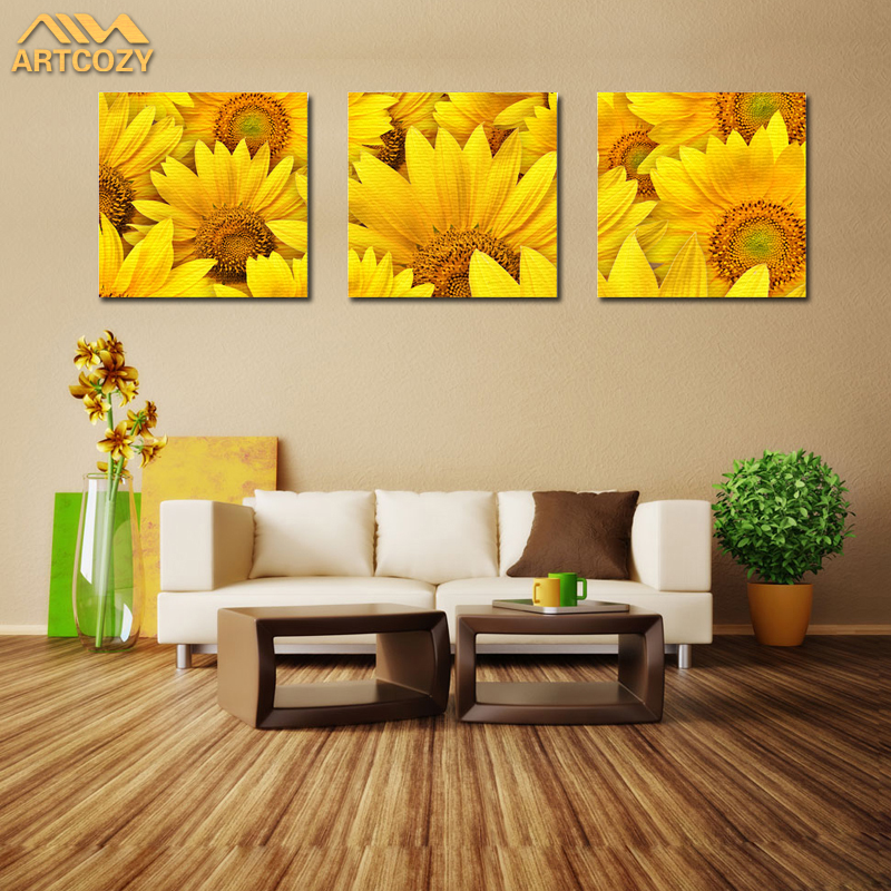 Artcozy Frameless Waterproof and Sun resistant Wall Picture Canvas ...