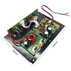 Image 2 - AOSHIKE 12 в 600 Вт Автомобильная усилительная плата сабвуферный контурный модуль Автомобильные усилители автомобильный усилитель мощности музыкальный автомобиль премиум
