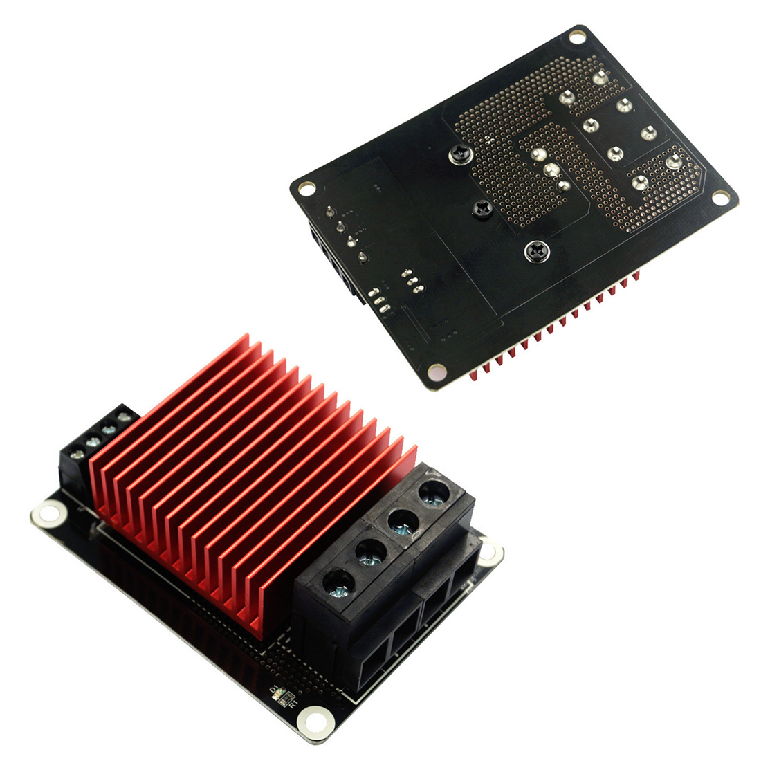 Etmakit Hot Sale 3D Printer Parts Heating-Controller mosfet for Heat Bed/Extruder MOS Module Exceed 30A Support Big Current