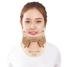 Medical cervical traction device fixer home physiotherapy adult spondylosis stretch correction neck support