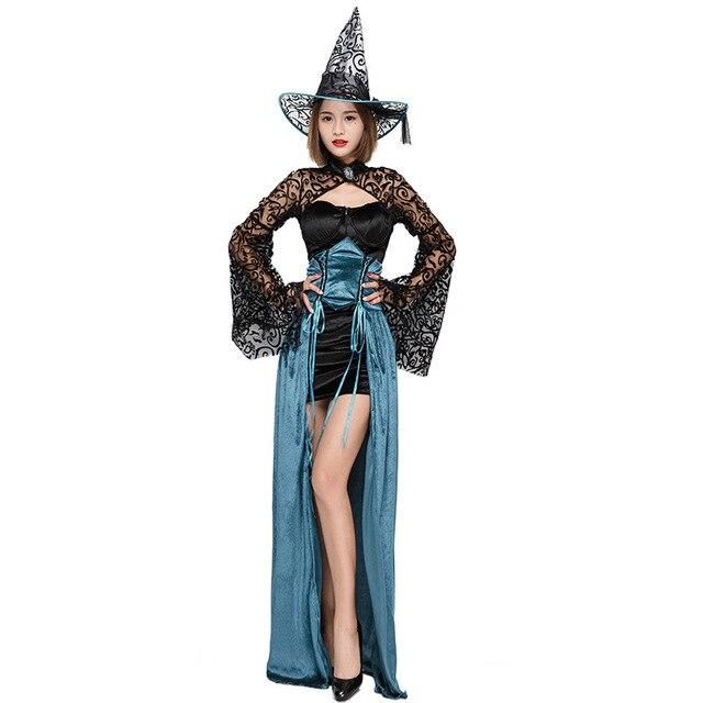 Envío Gratis bruja Deluxe traje de mujer traje de momento mágico ...