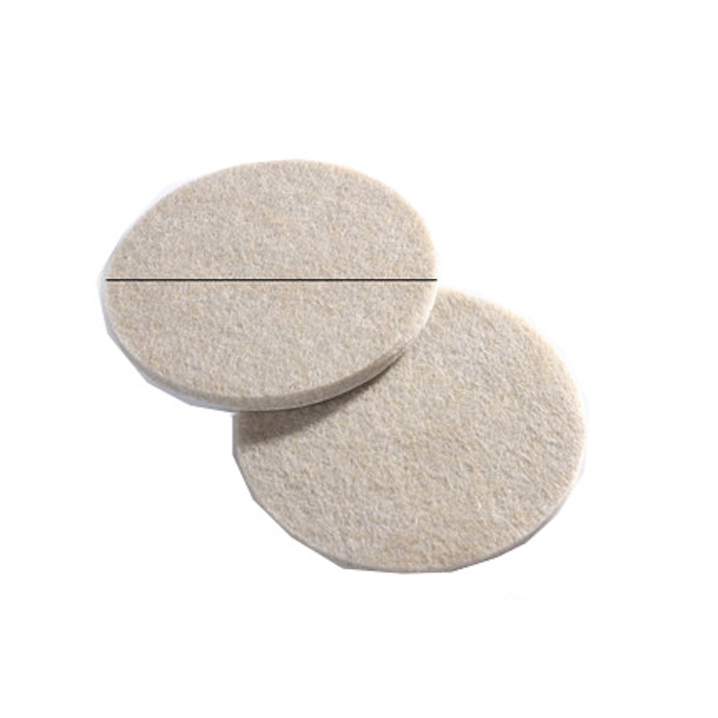 2 pieces 85mm round protection cushion floor table chair sofa Legs felt pads surface protector pads furniture pads abrasionproof 240337 ergonomic chair quality pu wheel household office chair computer chair 3d thick cushion high breathable mesh