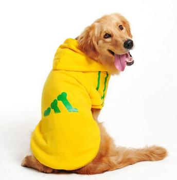 3XL-9XL Pet Cartoon Dog Costumes Clothes Cotton Hoodies Jacket Winter Large Dog Sweaters Clothing Sports Dog Clothes T Shirt 1