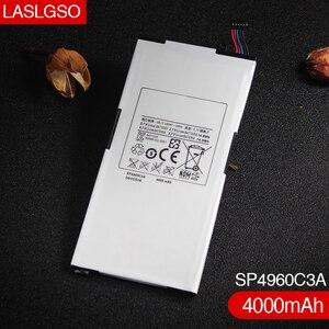 Image 1 - 100% boa qualidade 3.7 v 14.8wh 4000 mah bateria sp4960c3a para samsung galaxy tab p1000 (GT P1000) p1010 (GT P1010) B056H004 001