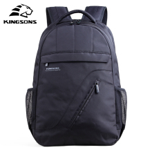 Kingsons Brand Laptop Backpack Black Men Bagpack Women Class