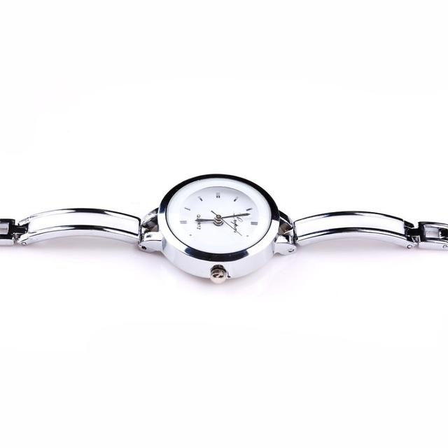 Bracelet Rhinestone Wristwatch  For Women 5