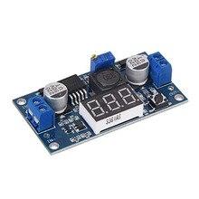 SHGO-LM2577 DC-DC Регулируемый повышающий Питание модуль 3-значный Дисплей