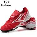 Tiebao mens zapatos de futbol sport boys zapatos zapatillas botas de futbol futsal botas de fútbol entrenamiento de la calle