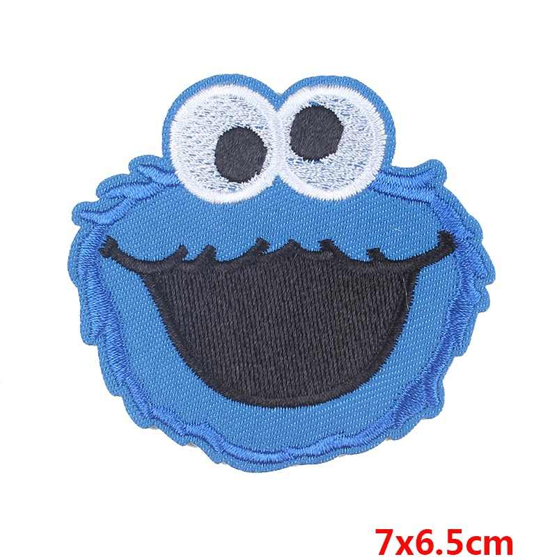 Prajna Cartoon Anime Gremlins Patch Iron On Patches Kids Embroidered Patches For Clothing Cute Character Stickers Stripes Badges