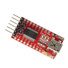 FT232RL 3.3V 5.5V USB to TTL Serial Adapter Module Mini Port