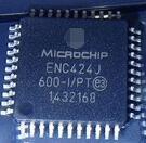 Image 1 - 100% yeni ücretsiz kargo Enc424j600 i/pt enc424j600 enc424j TQFP 44