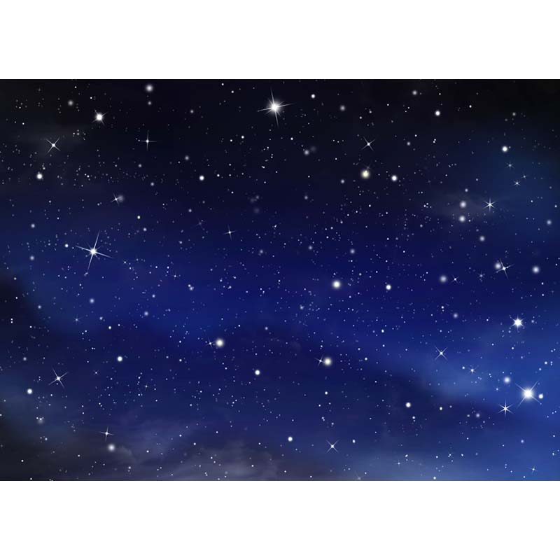 Thin Vinyl Sky Glitter Star Night Custom Photography Background For Studio Photo Props Photographic Backdrops cloth F-2708 thin vinyl photography background photo backdrops christmas theme photography studio background props for studio 5x7ft 150x210