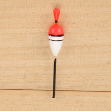 15 PCS Vertical Buoy Fishing Floats Sea Fishing Floats Assorted 8cm/ 9.5cm/ 15cm Size with Attachment Rubbers Fishing Lures