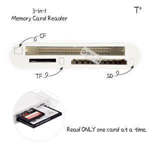 Image 2 - Lecteur de carte SD type c CF TF tout en 1 Kit appareil photo numérique pas besoin dadaptateur OTG USB C pour Xiaomi Samsung Macbook Pro