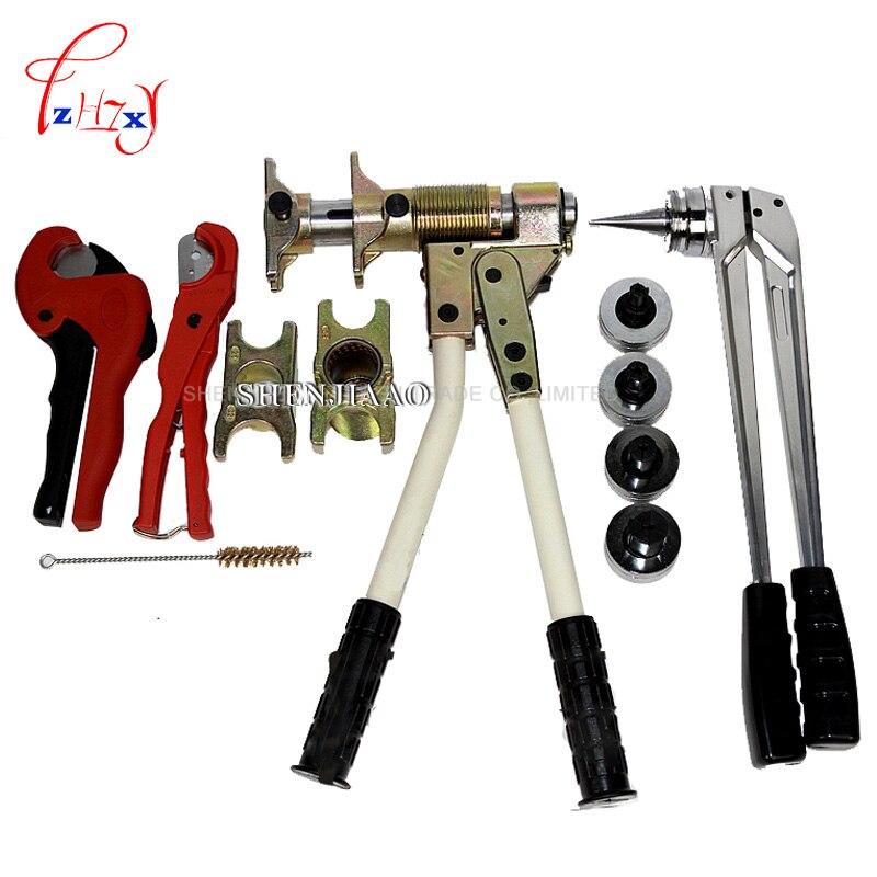 Pex фитинг инструмент PEX 1632 диапазон 16 мм 32 мм используется для REHAU фитинги хорошо полученные Rehau сантехника инструмент