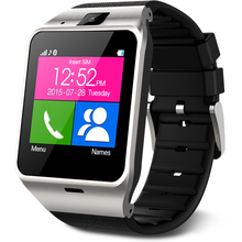 Wasserdichte bluetooth smart watch sport kamera nfc gsm sim-karte smartwatch für ios android iphone samsung sony huawei xiaomi lg
