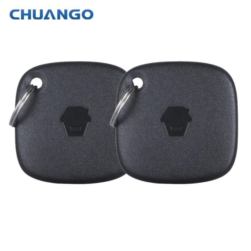 Chuango TAG-26 Wireless RFID Key Tag For GSM Wireless Security Burglar Home Alarm System 315 MHz free shipping 315mhz and 433mhz wireless rfid key tag for wolf guard gsm wireless security burglar home alarm system