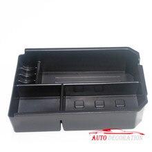 For Toyota RAV4 2009 2010 11 12 13 14 15 16 2017 Black Interior Car Styling