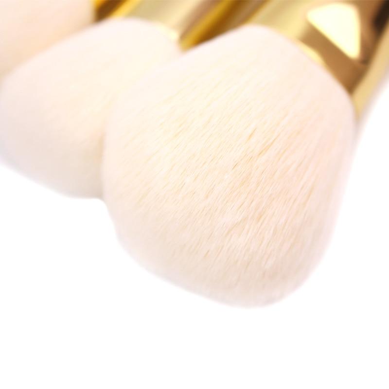 CHMAKE 12PCS Eyeshadow Makeup Brushes Set pincel maquiagem Pro Rose Gold Eye Shadow Blending Make Up Brushes Bag in Eye Shadow Applicator from Beauty Health