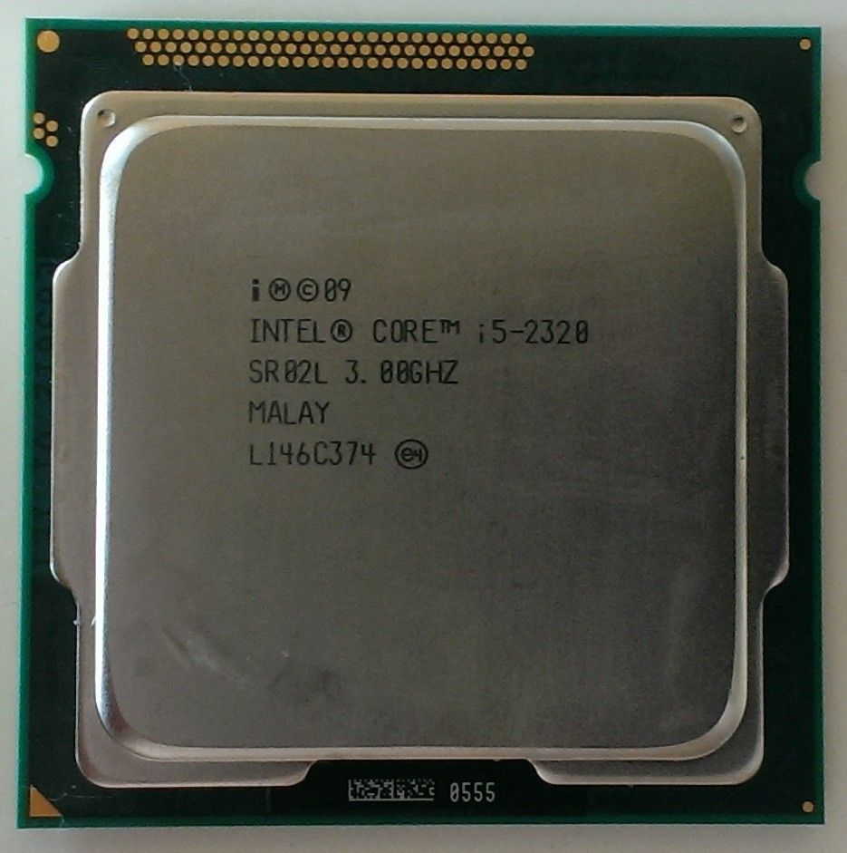 Intel Core i5 2320 3.0GHz SR02L Socket 1155 Quad Core CPU Processor-in CPUs  from Computer & Office on Aliexpress.com   Alibaba Group