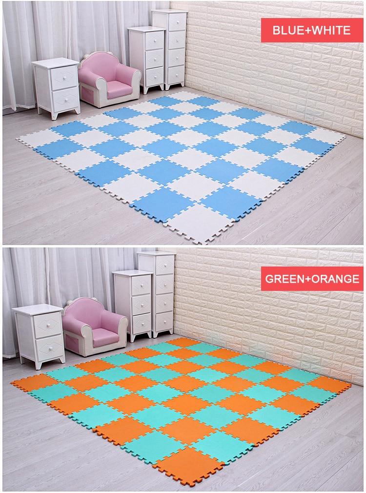 HTB1Mhfid6gy uJjSZR0q6yK5pXab Baby EVA Foam Puzzle Play Mat /kids Rugs Toys carpet for childrens Interlocking Exercise Floor Tiles,Each:29cmX29cm