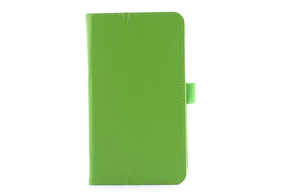 3 in 1 Folio Litchi PU Leather Cover Stand Case For Asus Fonepad 7 FE375CG FE375 + Stylus + Screen Film