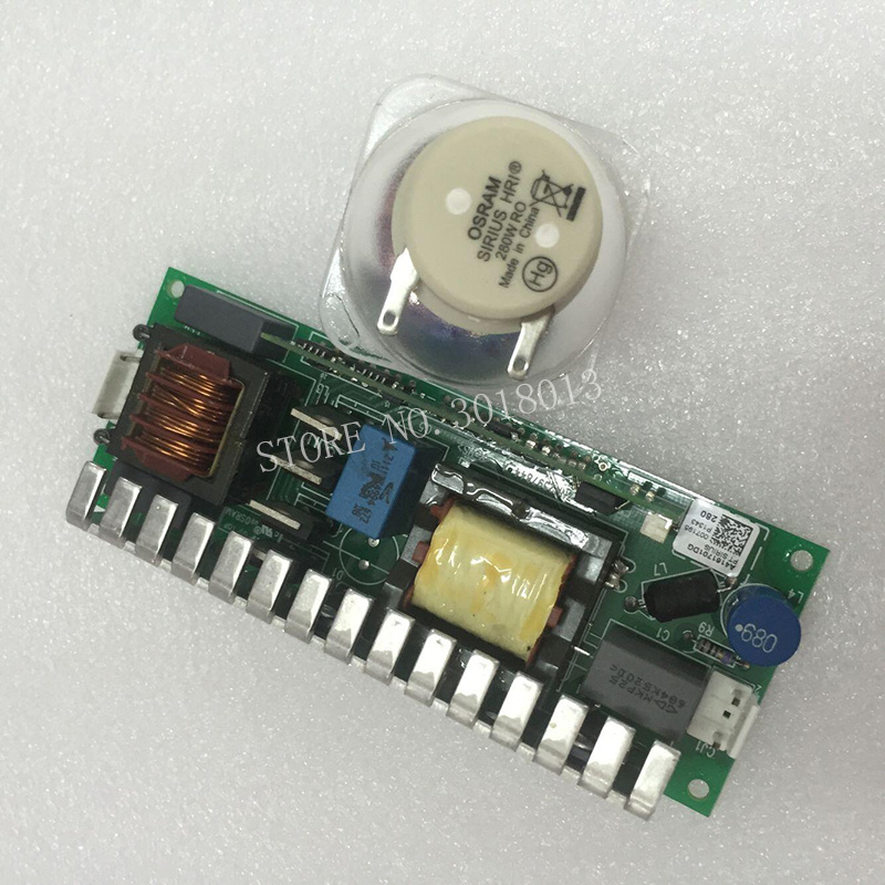 Offres spéciales 10R 280 W Sharpy faisceau/tête mobile Spot lumière 10R MSD platine scène lumière scène lampe avec Ballast-in Projecteur Ampoules from Electronique    1