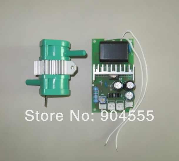 Высококонцентрированный Озон Генератор частей 500 мг/ч керамическая эмаль трубка для воздухоочистителя, бытовая техника Озон части