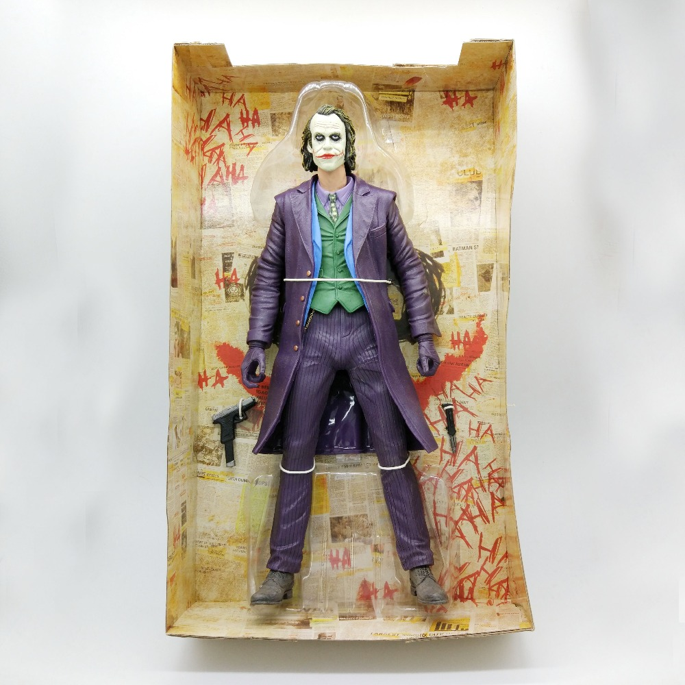45CM The Dark Knight - The Joker With Weapon (Heath Ledger) Action Figure (1/4 Scale) No box гумилев н с шатер стихотворения и поэмы девять поэтических книг