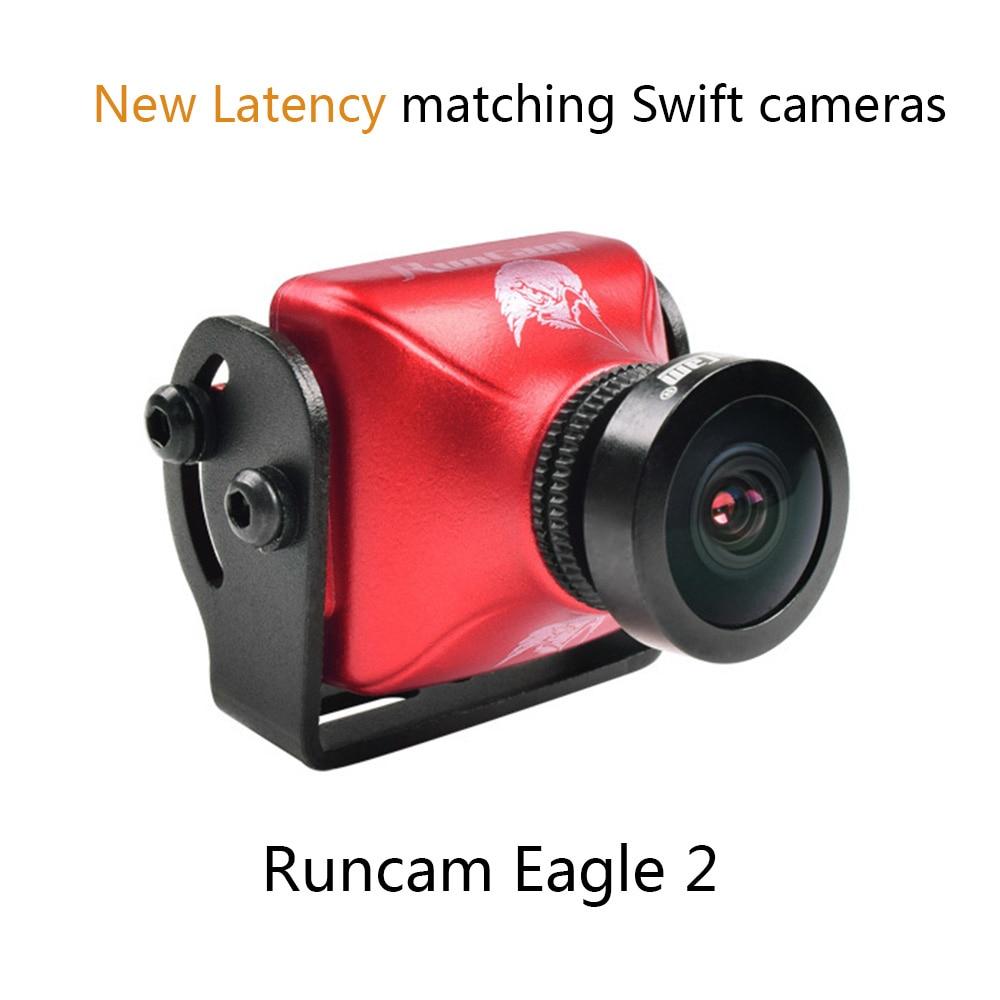 Original RunCam Eagle 2 FPV Camera 800TVL 4:3/16:9 CMOS 2.5mm WDR OSD PAL/NTSC Switchable for QAV Drone Quadcopter lhi runcam eagle professional 800tvl 16 9 fpv camera drone 5 17v fov 130deg global wdr aluminium case for quadcopter