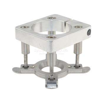 цена на CNC ROUTER machine 65mm spindle automatic press plate floating pressure feeder DIY parts 80mm clamp device