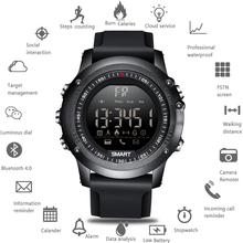 LIGE New Sports Smart Watch Men Multifunction Digital Clock Bluetooth Pedometer IP68 Waterproof Electronic Watches+Box