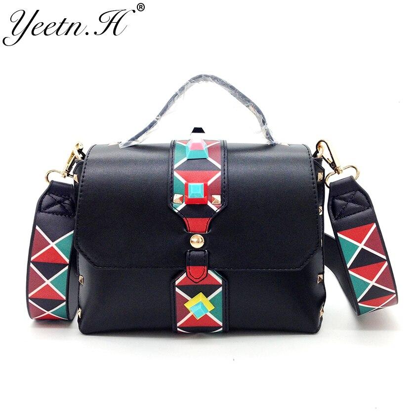 2017 Yeetn.H New Arrival Women Bag National Fashion Handbags Cause bag Female Sh