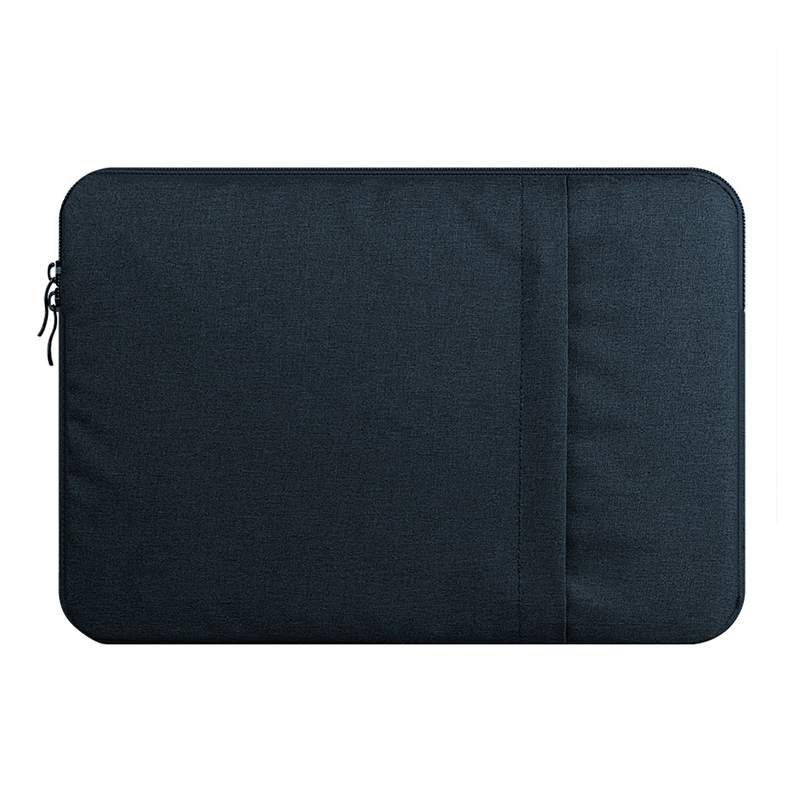 2017 Nylon Laptop Bag Sleeve Pouch for Macbook Air Pro 15 Retina 15 Unisex Liner Sleeve Notebook Case for Macbook Air 15 DarkBue