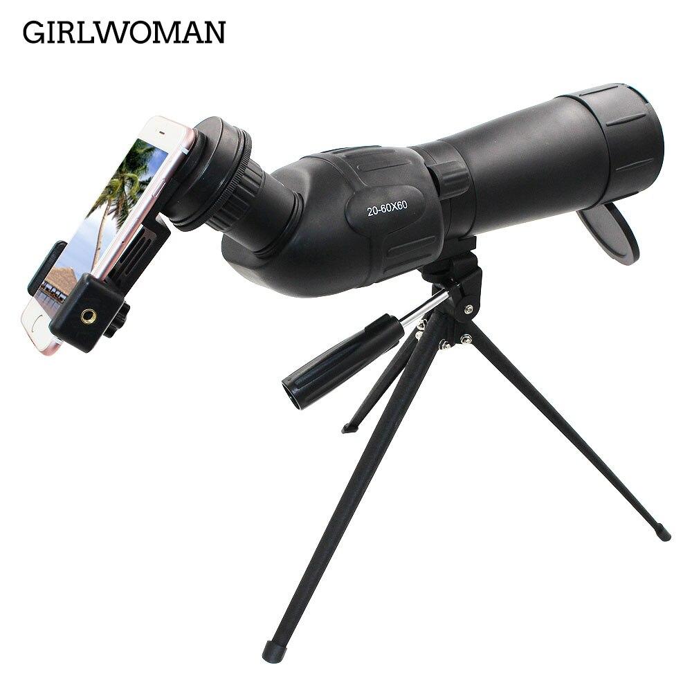 Girlwoman 20 60x60 Zoom Camera Lens for Smartphone Lens for Iphone huawei samsung Telescope Celular Mobile