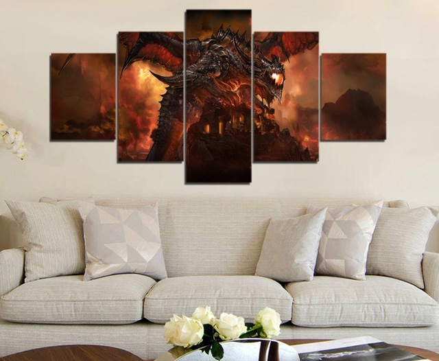 Dry Yourself In Style With The 7 Weapons World Of Warcraft Horde Marks Towel Geek Decor