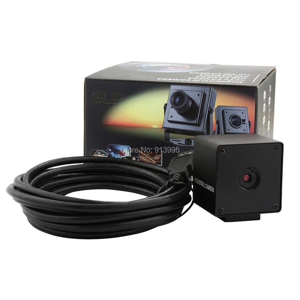 ФОТО 5MP CMOS OV5640 hd mini bx autofocus cctv usb camera surveillance with 45degree autofocus lens ,5m usb cable