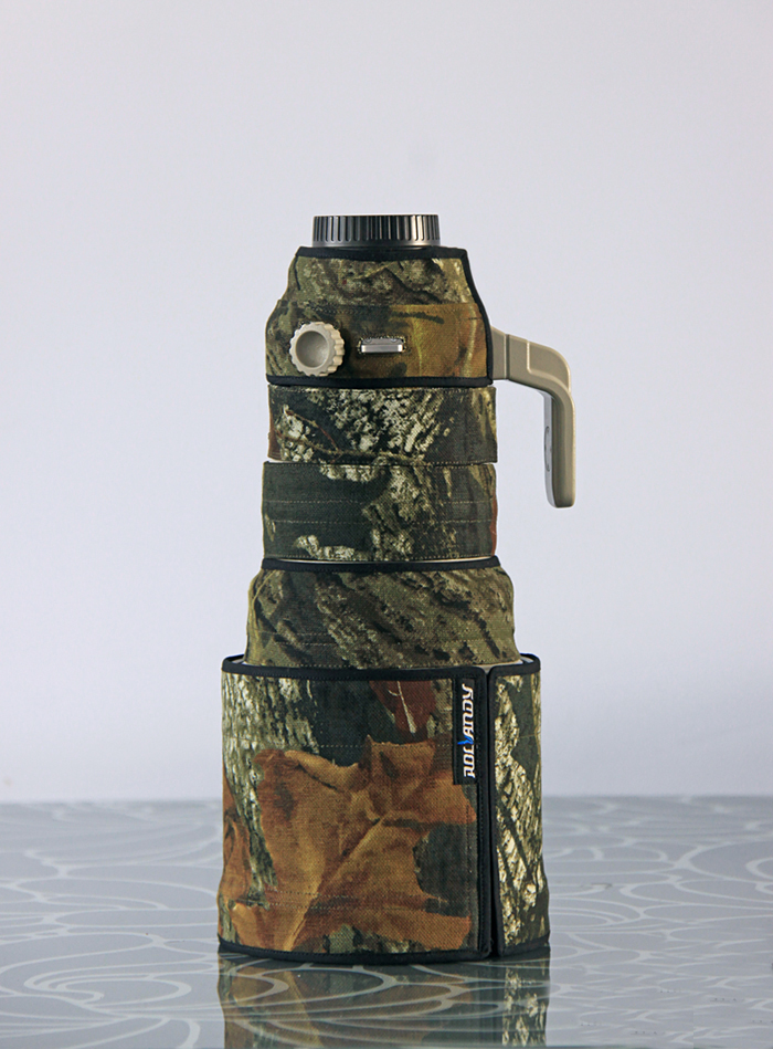 ROLANPRO Lens Camouflage Rain Cover for Canon EF 200mm F/2 L IS USM Lens Protective Case Guns Cotton Clothing бленд canon et 74 et74 ef70 200 f 4 is