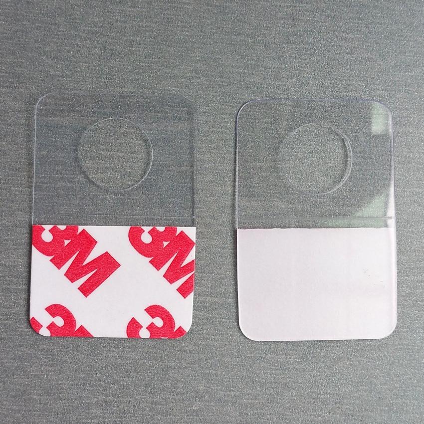 Специальное предложение Пластик ПВХ ПЭТ повесить висит на вкладке крючки на товары посылка сумка Вешалки Peghooks Дисплей самоклеющиеся 500 шт.
