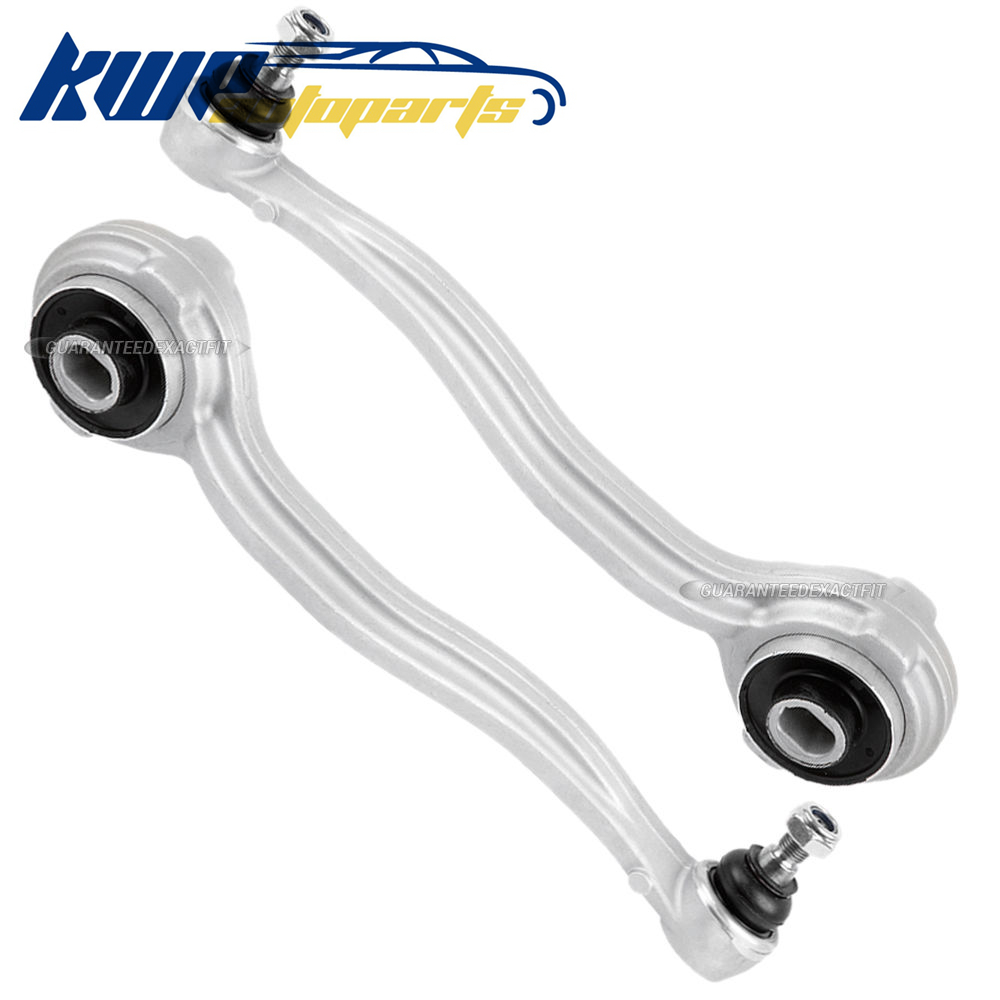 Pair Brand New Front Left & Right Upper Control Arm Kit For Mercedes Benz C230 C240 C320 C350 C55AMG C63AMG CLK320 E350 SLK55 new pair left