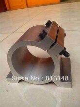 Бесплатная доставка диаметр 100 мм мотор шпинделя держатель литой алюминиевый материал