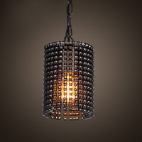 Bicycle Chain Pendant Light Wall Control Small Chain Ceiling Lamp Style Chain Lamp Restaurant Pendant Light
